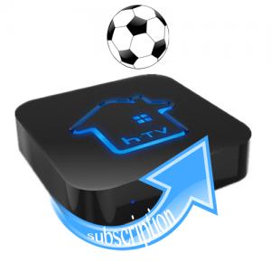 Tom Soccer App Subscription