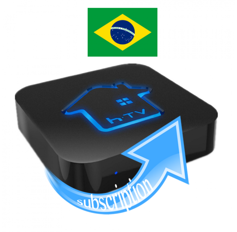 H.TV Brazil Subscription