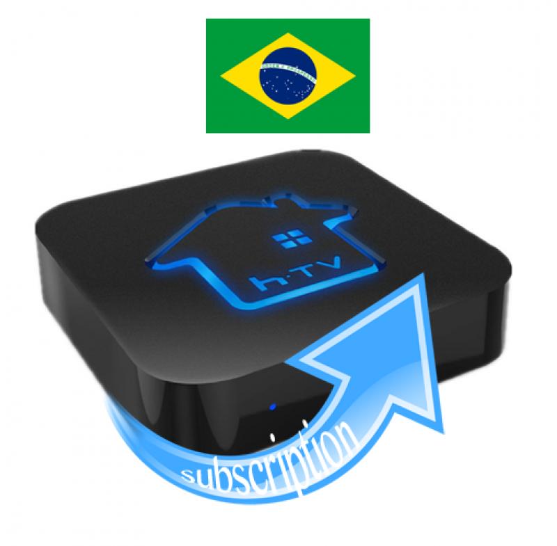 H TV Brazil Subscription | HTV-Box com - H TV Box Authorized